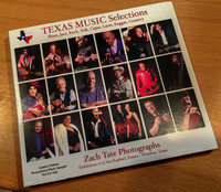 2015 July - Texas Music Selections